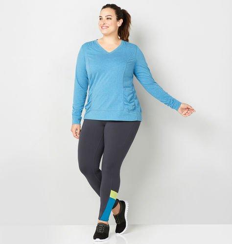 plus size activewear set