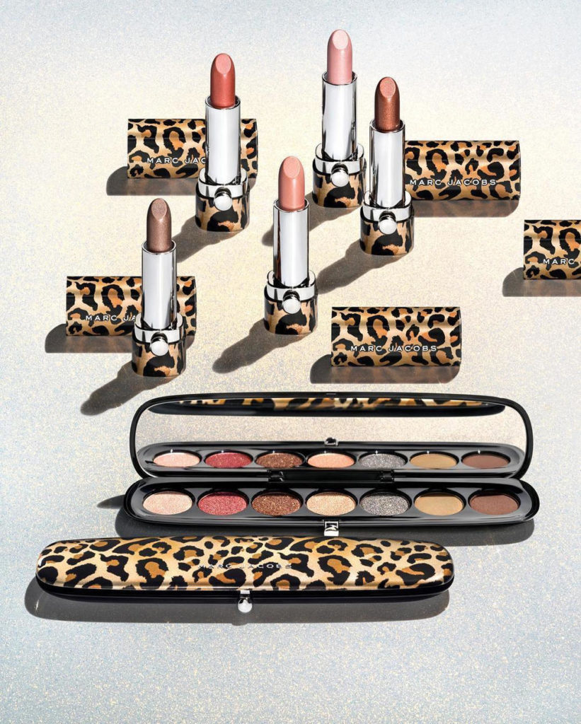 Marc Jacobs Leopard Frost Collection