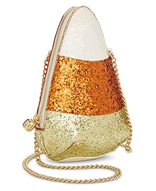 candy corn crossbody bag