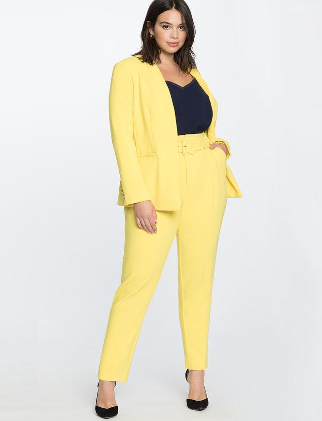 Lemon Plus Size Suit