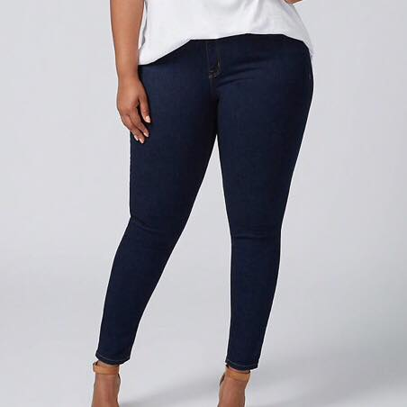 Super Stretch Skinny Jean