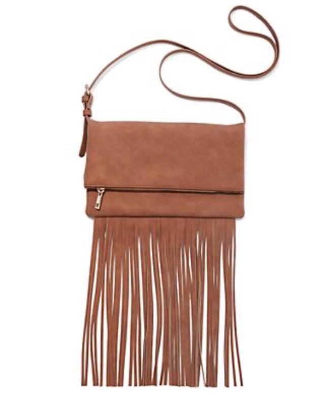 Fringe Trim Bag