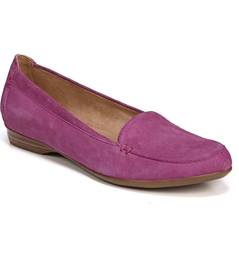Size 12 Suede Loafer