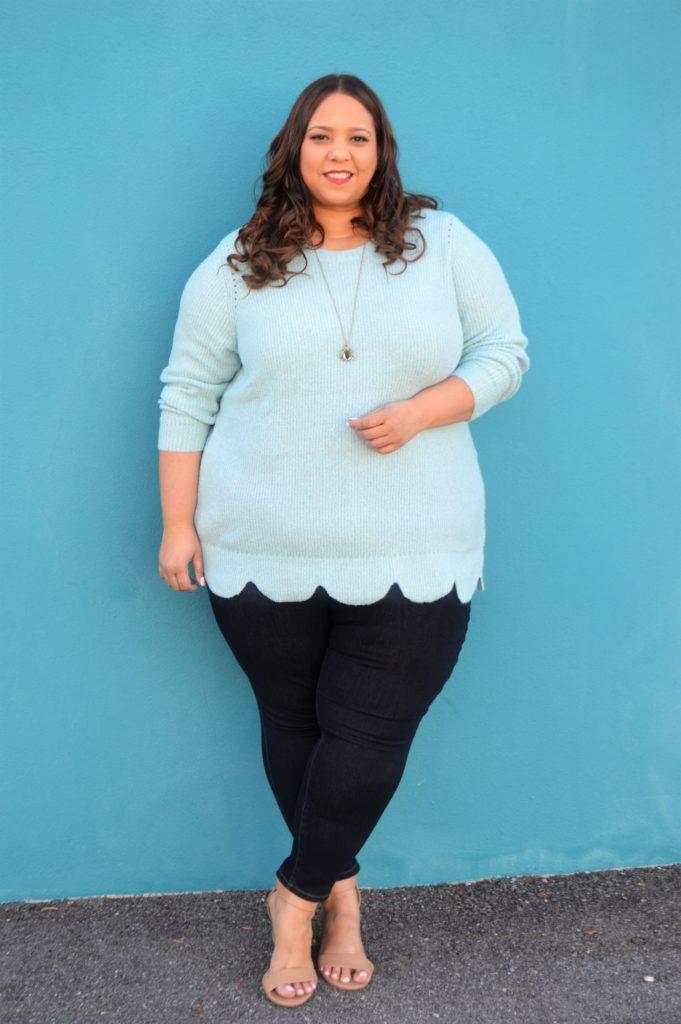 Plus Size Super Soft Stretch Skinny Jean