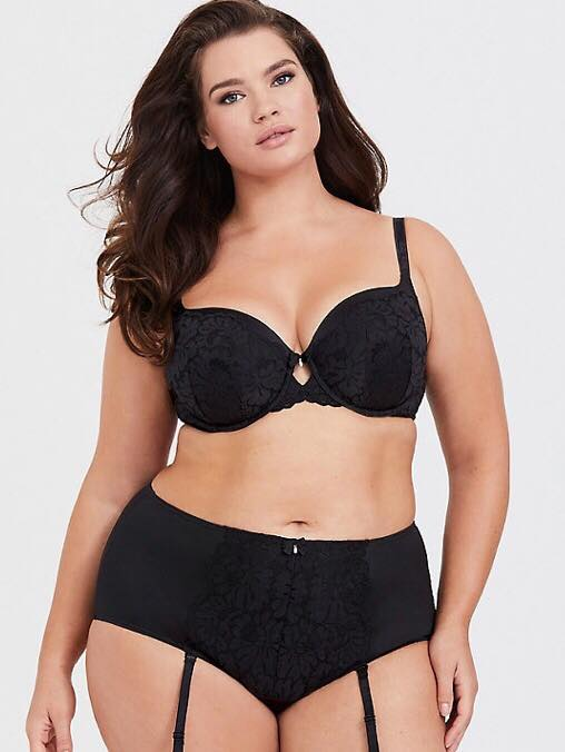 Tara Lynn Lingerie Collection for Torrid