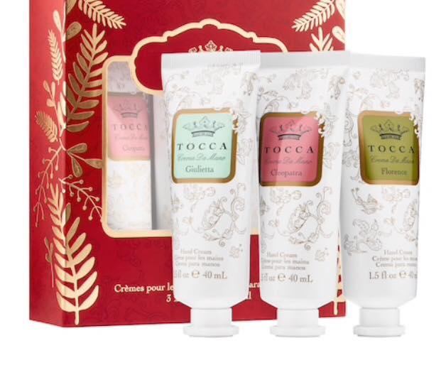 TOCCA Crema Veloce Gift Set