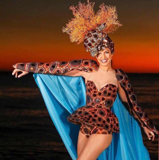 Miss Republica Dominicana Universo 2018 Aldy Bernard