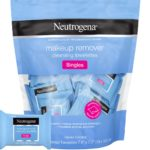 New! Neutrogena Makeup Remover Cleansing Towelettes Singles