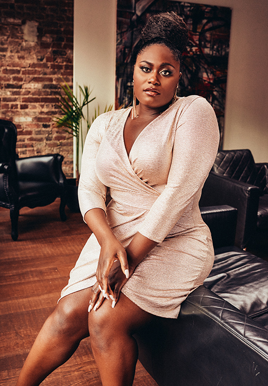 Danielle Brooks x Fashion To Figure Holiday Collection