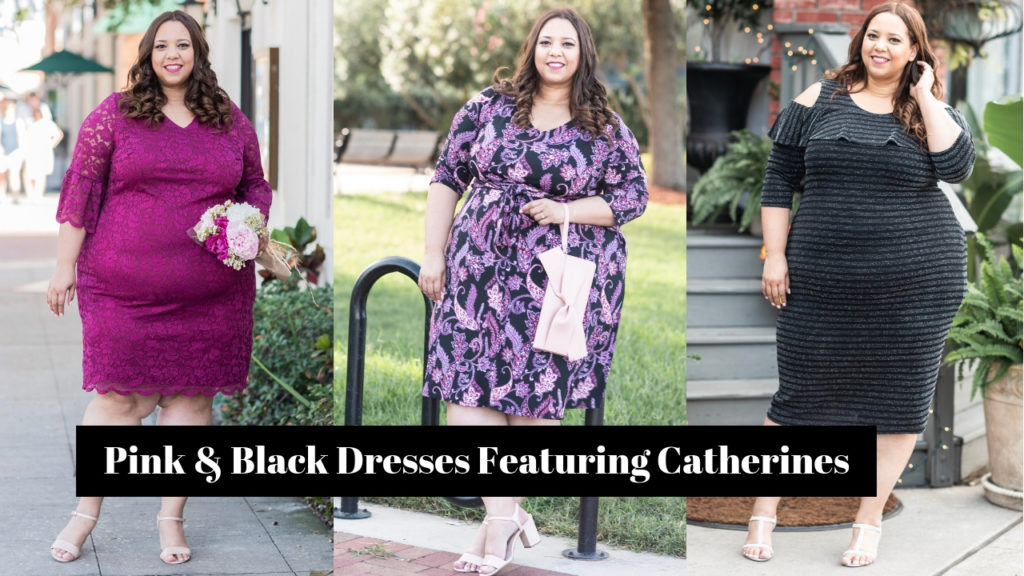 Plus Size Fashion Blogger Farrah Estrella