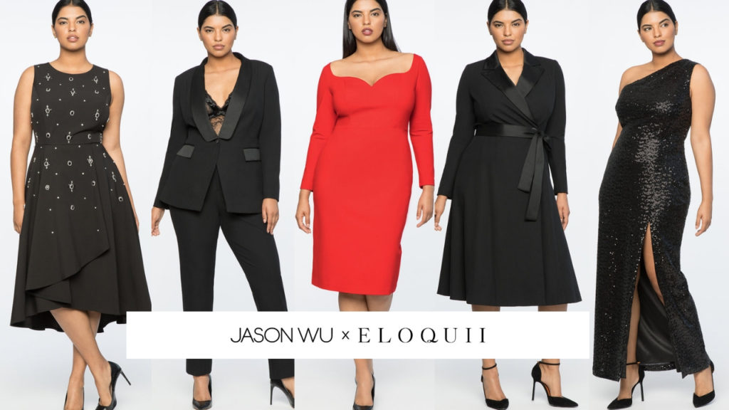 Jason Wu x Eloquii Holiday Collection 2018
