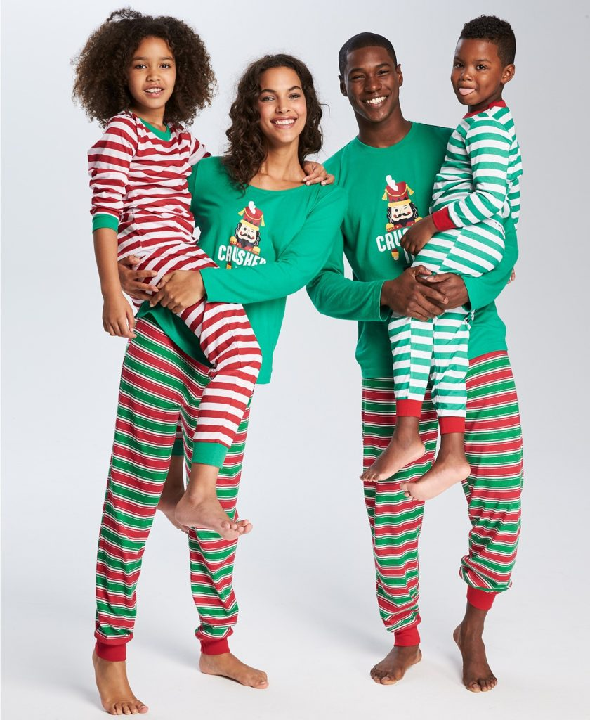 Striped Family Pajamas