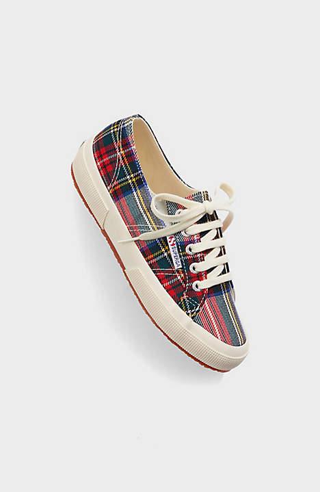 Superga Tartan Classic Sneakers