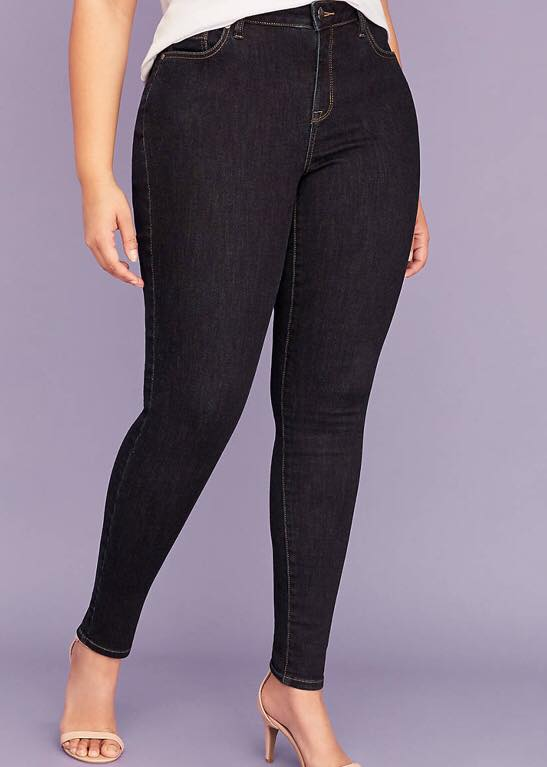 Super Soft Super Stretch Skinny Jean Dark Wash