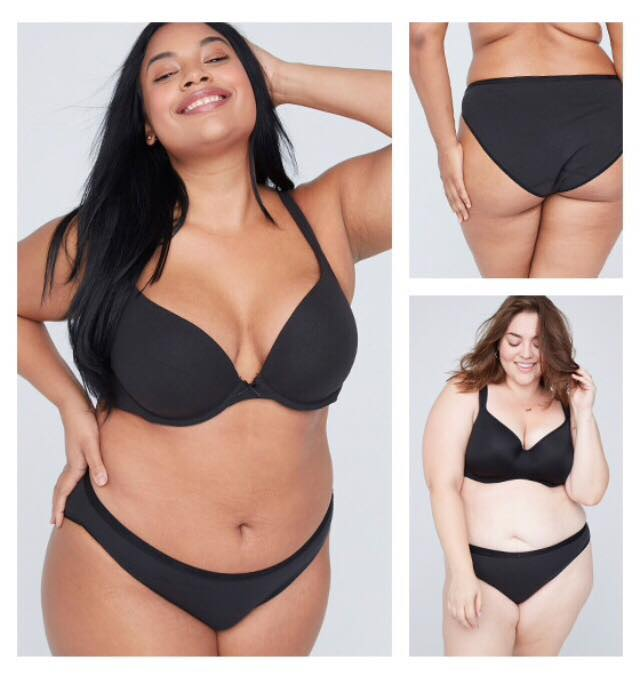 Cacique and Lane Bryant #weareallthefantasy Campaign