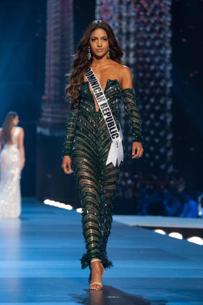 Miss Dominican Republic Aldy Bernard