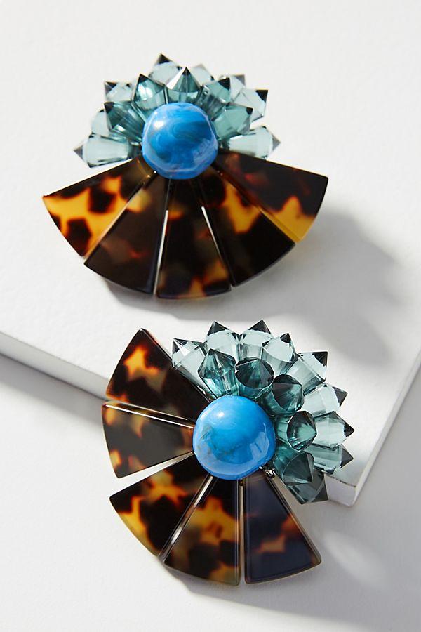 Rachel Comey Marquee Flower Post Earrings