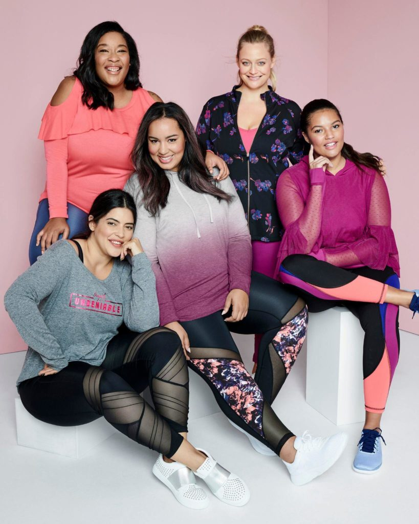 Lane Bryant LIVI Activewear Collection Plus Size