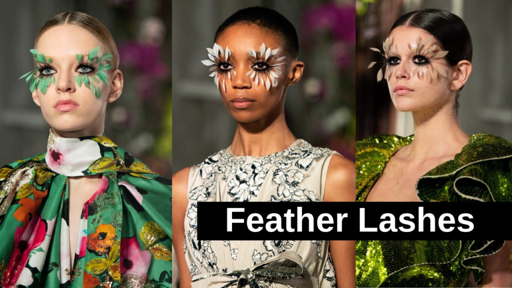 Feather Lashes by Pat McGrath