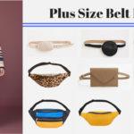 Plus Size Belt Bags Under $30