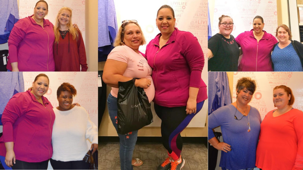 The LIVI Event at Lane Bryant Westshore Plaza Mall in Tampa