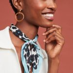 On Trend: Silk Neck Scarves