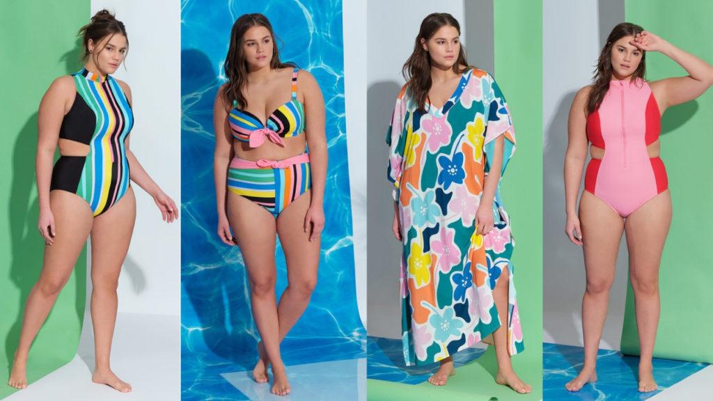 Eloquii Plus Size Swimwear