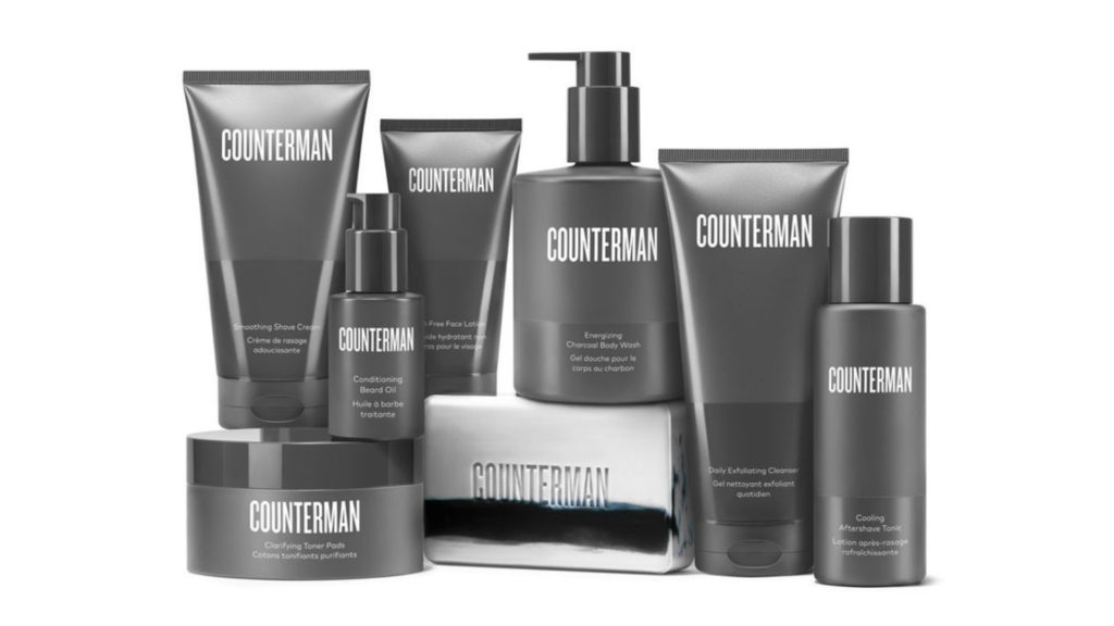 Counterman Skin Care Line By Beautycounter