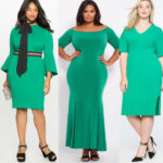 10 Green Plus Size Dresses To Wear On St Patrick's Day