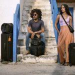 Lenny & Zoe Kravitz x TUMI Luggage