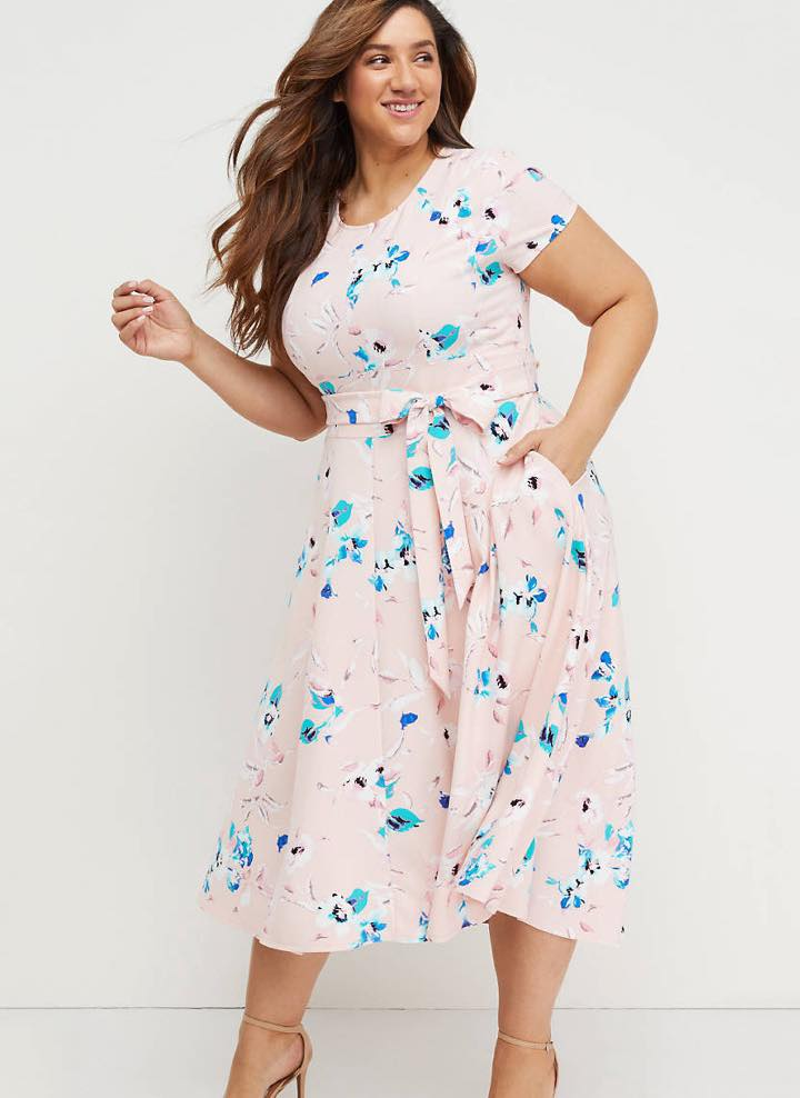 The Lena Dress From Lane Bryant
