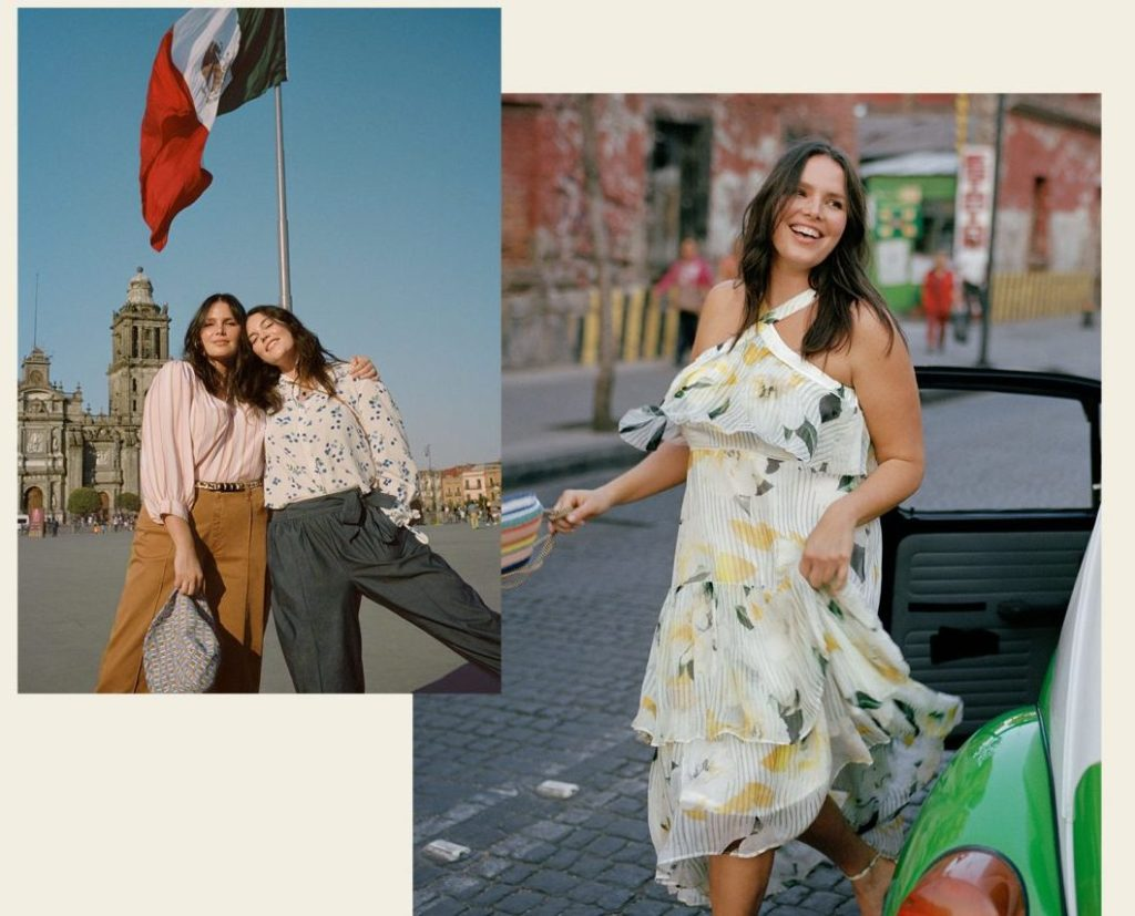 Anthropologie Launching Plus Sizes