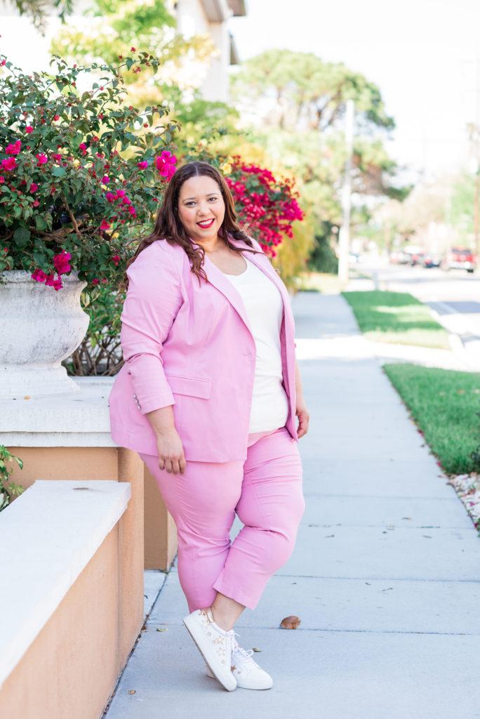 latina plus size blogger farrah estrella
