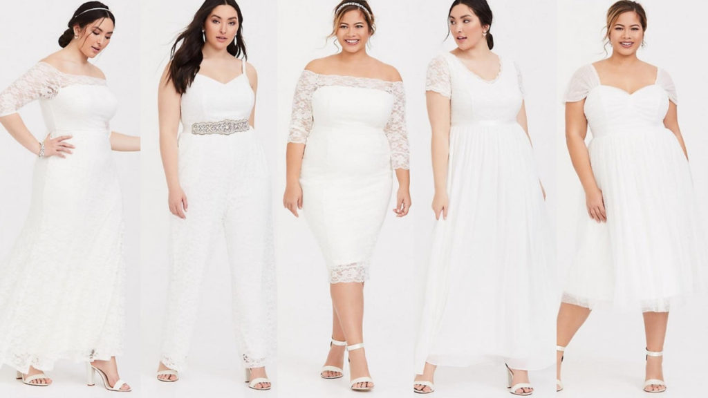 Torrid Launches Limited-Edition Wedding Capsule Collection