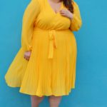 Look #19 Of 2019: Celebrating Easter In A Yellow Dress