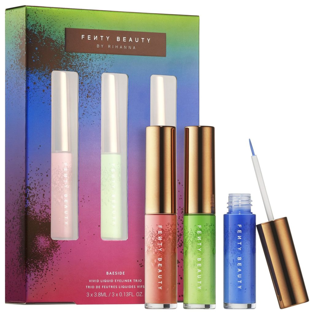 fenty beauty liquid eyeliners