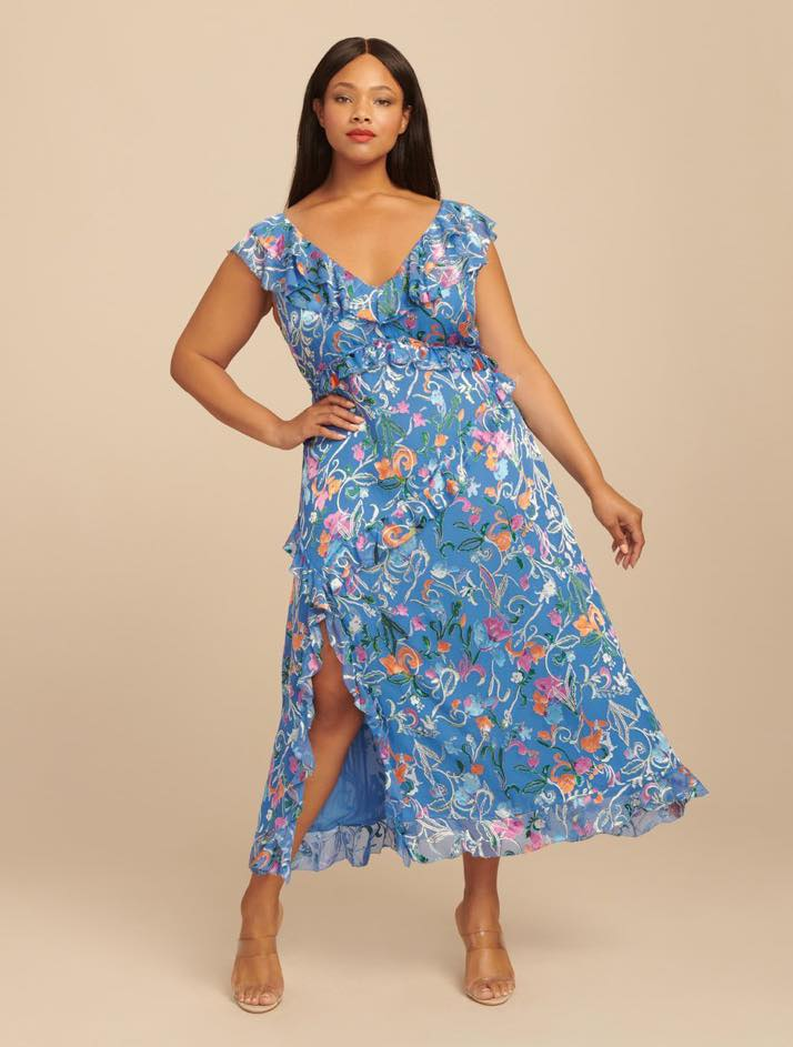 Plus Size Tanya Taylor Arielle Dress