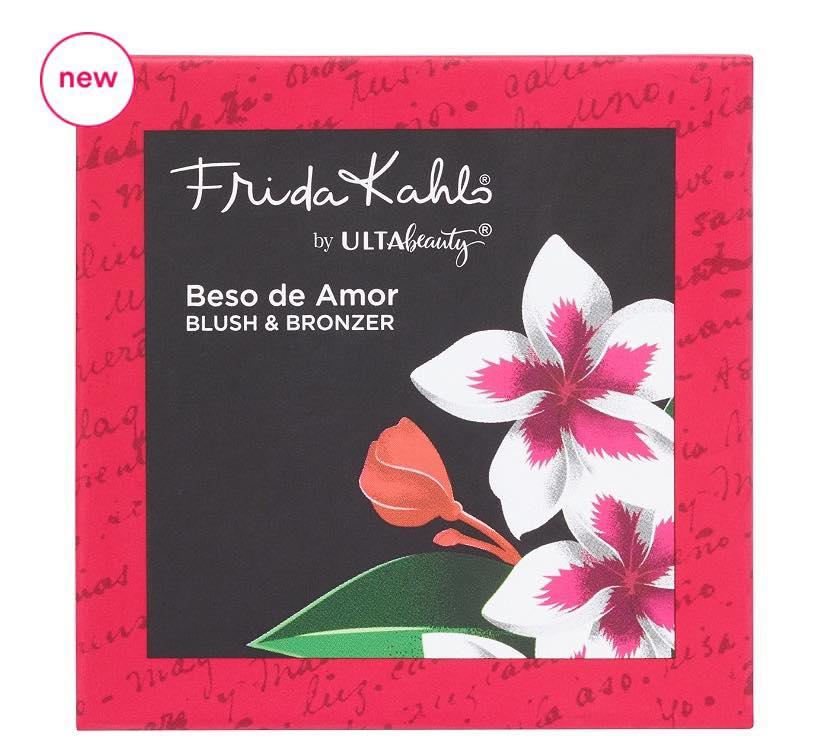 Frida Kahlo by Ulta Beauty Blush & Bronzer Duo