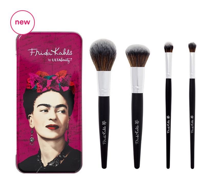 frida kahlo by ulta beauty artist brush set