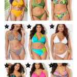 9 Very Sexy Plus Size Bikinis To Wear On National Bikini Day 2019