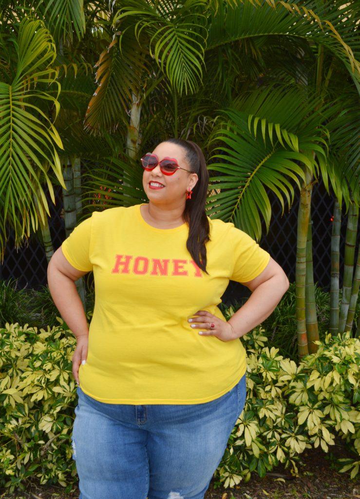 Tampa plus size blogger farrah estrella