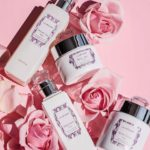 Jill Stuart Beauty Rose Scented Bath & Body Collection