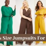 Plus Size Jumpsuits For Fall