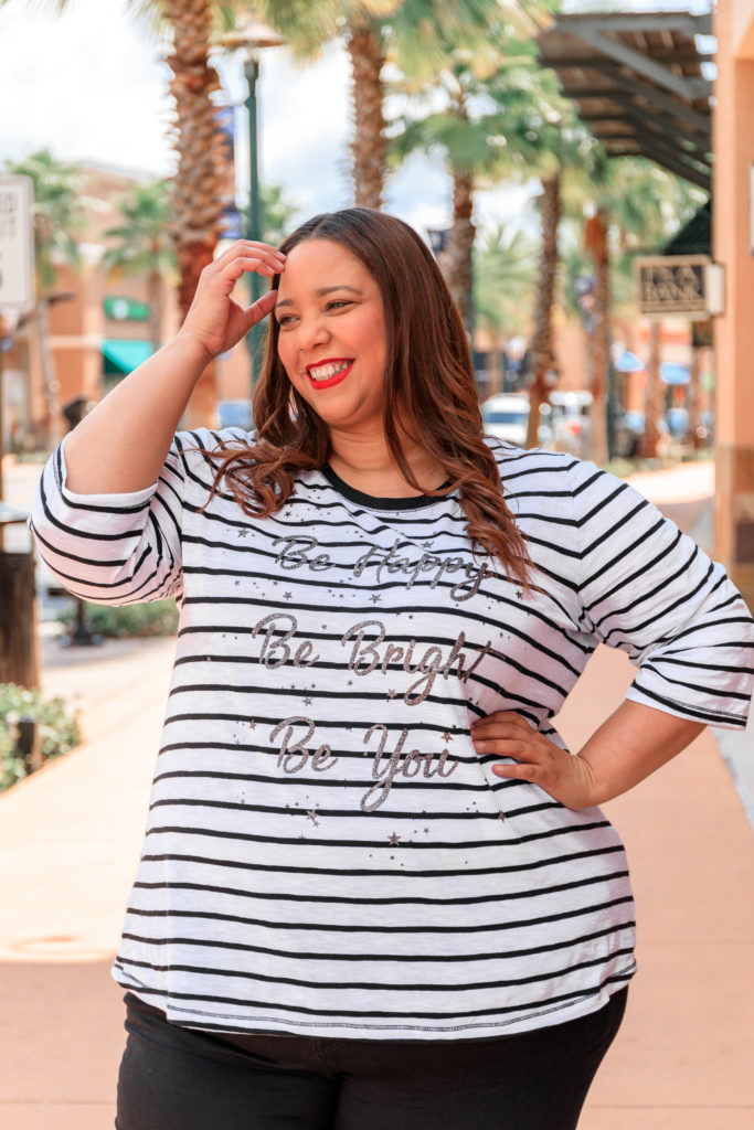 Tampa fashion blogger Farrah Estrella of The Estrella Fashion Report