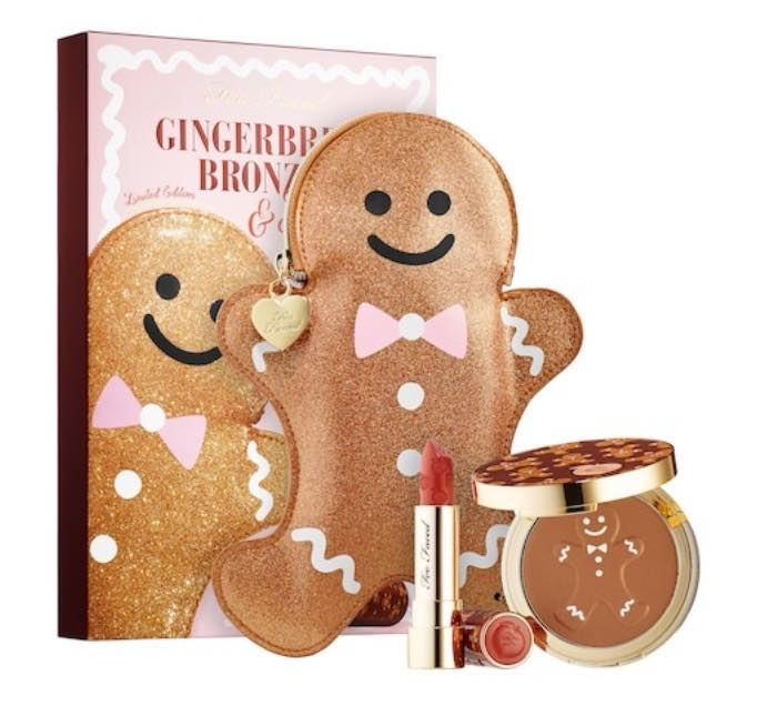 TOO FACED Gingerbread Bronzed & Kissed