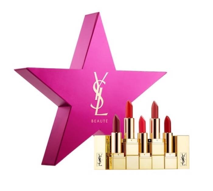 YVES SAINT LAURENT Rouge Pur Couture Lipstick Mini Set