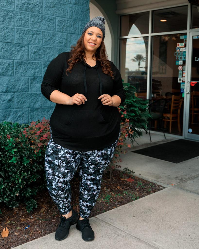 Bloguera de moda farrah estrella en tampa, florida