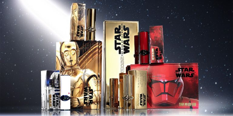 pat mcgrath star wars collection