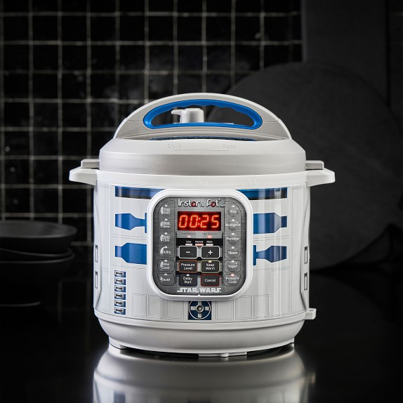 Star Wars™ Instant Pot® Duo™ 6-Qt. Pressure Cooker, R2-D2 ONLY AT WILLIAMS SONOMA