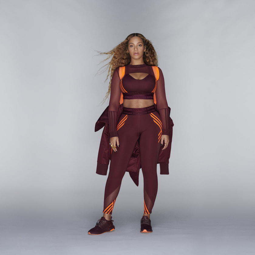 Beyonce in Ivy Park x Adidas